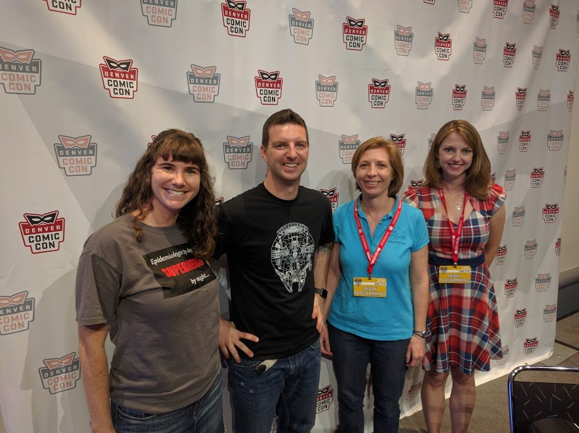 @ Denver Comic Con