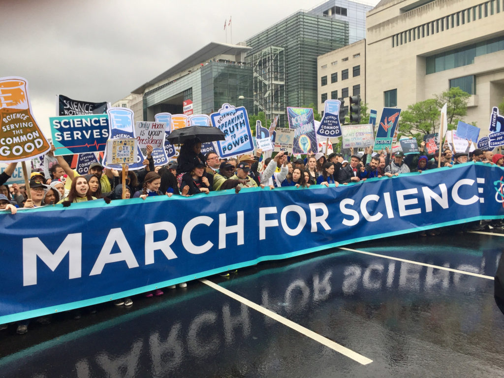March for Science Summit