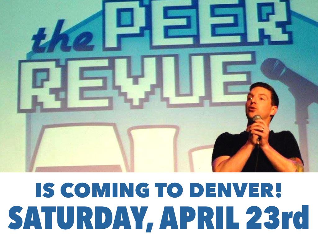 DENVER – April 23!