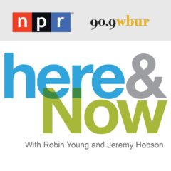 Hear us on NPR: Here and Now