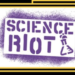 Science Riot at Caveat in NYC on May 31